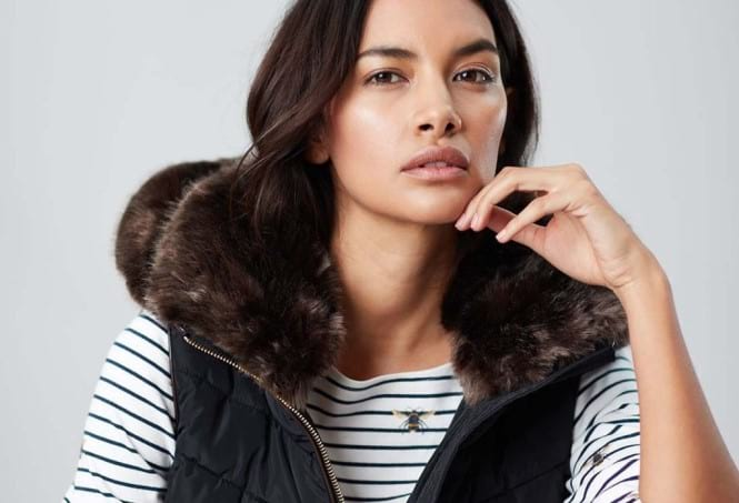 Joules Womens Casual Gilet
