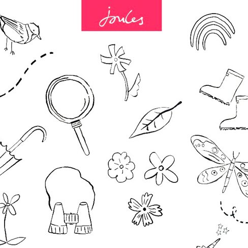 LITTLE WINS: FREE PRINTABLE COLOURING IN SHEET